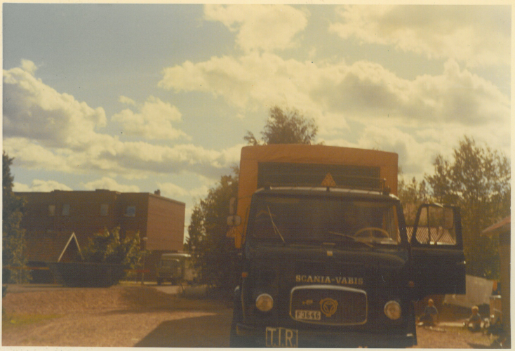 Gammal Scania, historik
